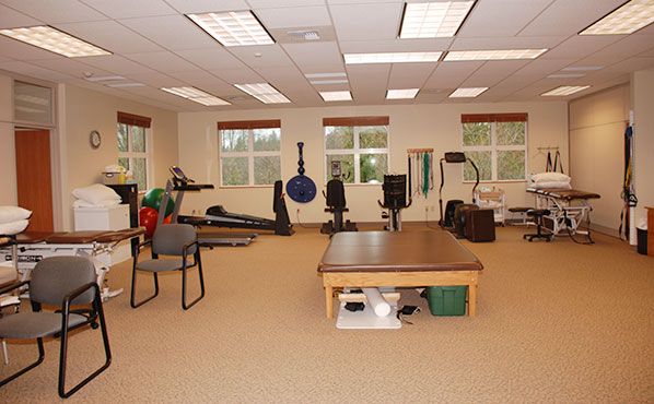 Lake Stevens Clinic Interior