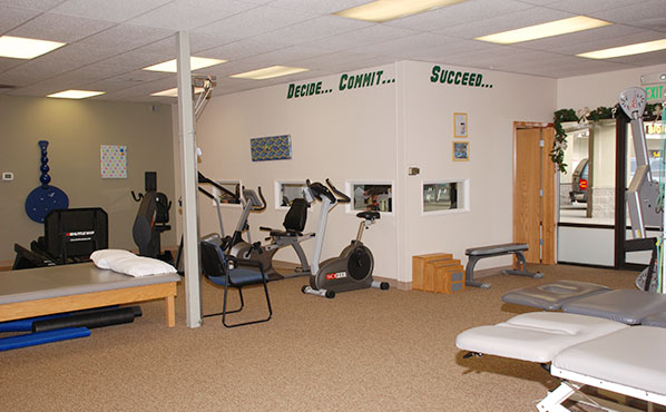 Smokey Point Clinic Interior