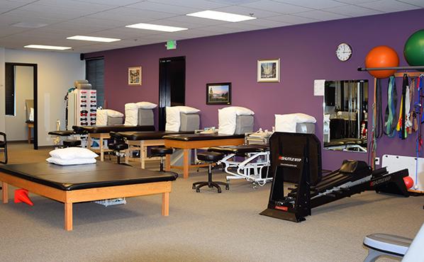 Interior Design Therapy Room
